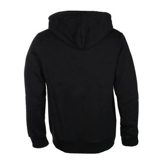 Moški hoodie NINE INCH NAILS - CLASSIC GREY LOGO - PLASTIC HEAD, PLASTIC HEAD, Nine Inch Nails