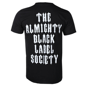 Moška majica BLACK LABEL SOCIETY - THE ALMIGHTY (BLACK) - PLASTIC HEAD, PLASTIC HEAD, Black Label Society