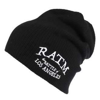 Beanie Kapa Rage against the machine - Battle Of Los Angeles - Črna, NNM, Rage against the machine