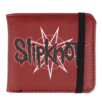 Denarnica SLIPKNOT - WANYK STAR RED, NNM, Slipknot