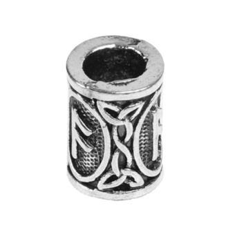 Okras za lase (ali brado) kroglica Ansuz, FALON