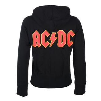 Ženski hoodie AC / DC - Logo- ROCK OFF, ROCK OFF, AC-DC