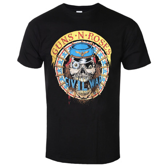 Moška majica Guns N' Roses - Skull Circle - ROCK OFF, ROCK OFF, Guns N' Roses
