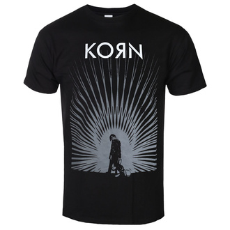 Moška majica Korn - Radiate Glow - ROCK OFF, ROCK OFF, Korn