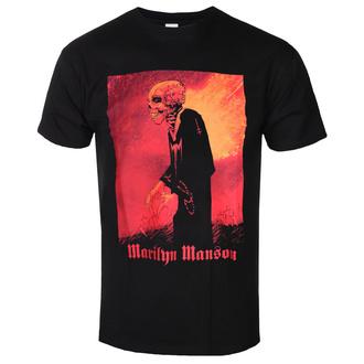 Moška majica Marilyn Manson - Madmonk - ROCK OFF, ROCK OFF, Marilyn Manson