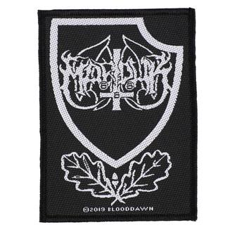 Našitek Marduk - Panzer Crest - RAZAMATAZ, RAZAMATAZ, Marduk