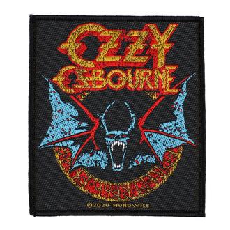 Našitek Ozzy Osbourne - Bat - RAZAMATAZ, RAZAMATAZ, Ozzy Osbourne