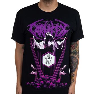 Moška majica Carnifex - Arms Of Hell - Črna - INDIEMERCH, INDIEMERCH, Carnifex
