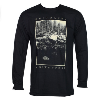 Moška majica z dolgimi rokavi Cult of Luna - Cliff - Črna - INDIEMERCH, INDIEMERCH, Cult of Luna