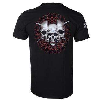 Moška majica Tool - Skull Spikes - ROCK OFF, ROCK OFF, Tool
