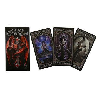 tarot kartice Anne Stokes - Gothic Tarot, ANNE STOKES