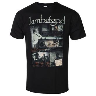 Moška majica Lamb Of God - Album Collage - ROCK OFF, ROCK OFF, Lamb of God