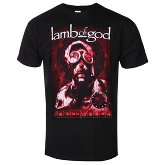 Moška majica Lamb Of God - Gas Mask Waves - ROCK OFF, ROCK OFF, Lamb of God