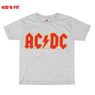 Otroška majica AC / DC - Logo - ROCK OFF, ROCK OFF, AC-DC