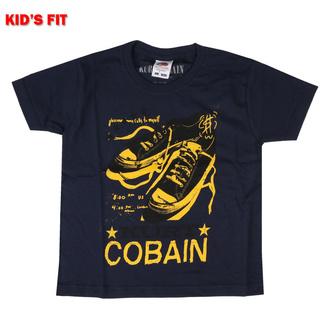 Otroška majica Kurt Cobain - Laces - ROCK OFF, ROCK OFF, Nirvana