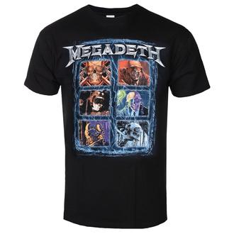Moška majica Megadeth - Head Grip - ROCK OFF, ROCK OFF, Megadeth