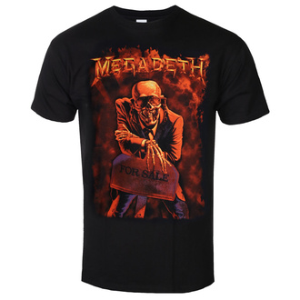 Moška majica Megadeth - Peace Sells - ROCK OFF, ROCK OFF, Megadeth