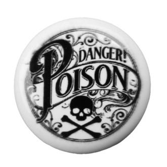 Zamašek za steklenico ALCHEMY GOTHIC - Poison, ALCHEMY GOTHIC