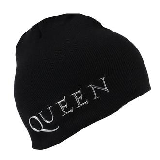 Beanie Queen - Crest - ROCK OFF, ROCK OFF, Queen