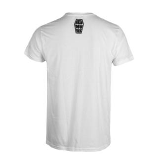 Moška majica AKUMU INK - The Men White, Akumu Ink