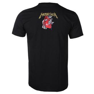 Moška majica Metallica - Heart Explosive - ROCK OFF, ROCK OFF, Metallica