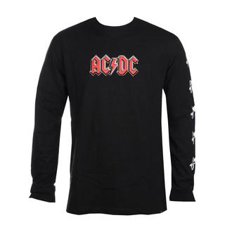 Moška majica z dolgimi rokavi DC - AC / DC - ABOUT TO ROCK - ČRNA, DC, AC-DC