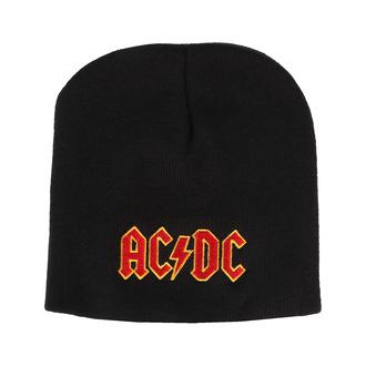 Beanie Kapa AC / DC - Logo - RAZAMATAZ, RAZAMATAZ, AC-DC