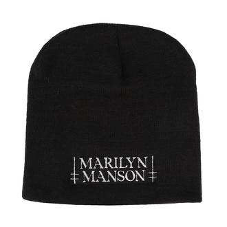 Beanie Kapa Marilyn Manson - Logo - RAZAMATAZ, RAZAMATAZ, Marilyn Manson