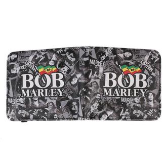 Denarnica BOB MARLEY - COLLAGE, NNM, Bob Marley