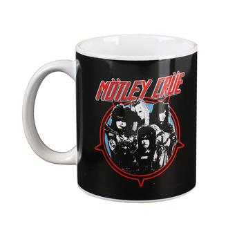 Šalica Mötley Crüe - Heavy Metal Power, NNM, Mötley Crüe
