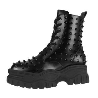 Ženski škornji KILLSTAR - Empire Studded, KILLSTAR