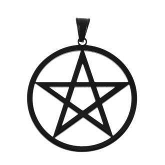 Ogrlica z obeskom ETNOX - Plain Pentagram, ETNOX