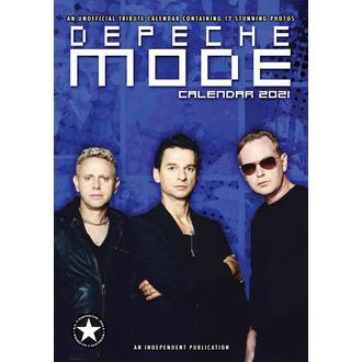 Koledar za leto 2021 - DEPECHE MODE, NNM, Depeche Mode