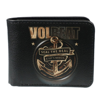 Denarnica Volbeat - Seal The Deal, NNM