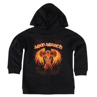 Otroški hoodie Amon Amarth - Burning Eagle - Metal-Kids, Metal-Kids