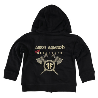 Otroški hoodie Amon Amarth - Little Berserker - Metal-Kids - 712-39-8-183