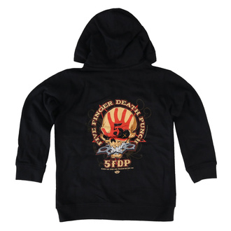 Otroški hoodie Five Finger Death Punch - Knucklehead - Metal-Kids, Metal-Kids, Five Finger Death Punch