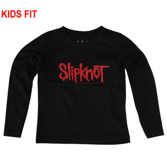 Otroška majica z dolgimi rokavi Slipknot - Logo - Metal-Kids, Metal-Kids, Slipknot