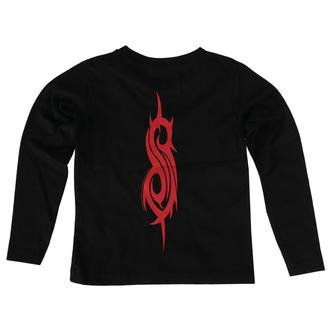 Otroška majica z dolgimi rokavi Slipknot - Logo - Metal-Kids - 719.36.8.3