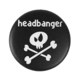 Majhna značka Headbanger - Metal-Kids, Metal-Kids
