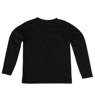 Otroška majica z dolgimi rokavi AC / DC - Logo - Metal-Kids - 431.36.8.7