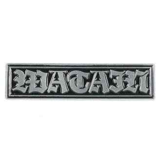 Tack Watain - Logo - RAZAMATAZ, RAZAMATAZ, Watain