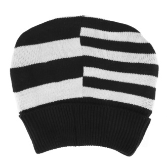 Kapa Beanie HEARTLESS - JACK - ČRNA / WHITE, HEARTLESS