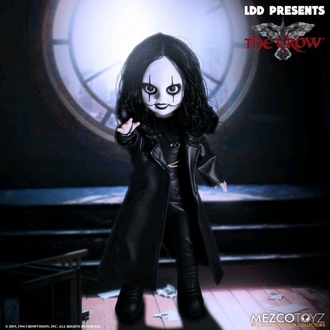 Lutka The Crow - Eric Draven - Living Dead Dolls Lutka, LIVING DEAD DOLLS