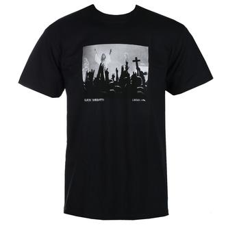 moška majica Lakai x Black Sabbath - Tour Photo - črna, Lakai x Black Sabbath, Black Sabbath