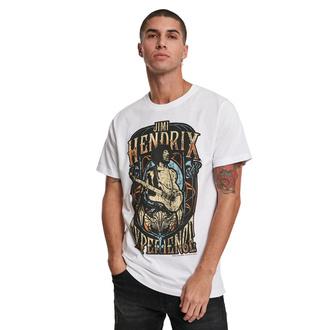Moška majica Jimi Hendrix - Experience - bela, NNM, Jimi Hendrix
