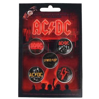 Broške AC / DC - POWER UP - RAZAMATAZ, RAZAMATAZ, AC-DC