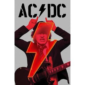 Zastava AC / DC - POWER UP - Angus - RAZAMATAZ, RAZAMATAZ, AC-DC