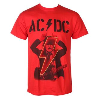 Moška majica AC / DC - Angus - POWER UP - Rdeča - RAZAMATAZ, RAZAMATAZ, AC-DC