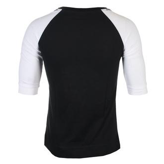 Unisex majica s 3/4 rokavi AC / DC - Hard As Rock - BL / WHT Raglan - ROCK OFF, ROCK OFF, AC-DC